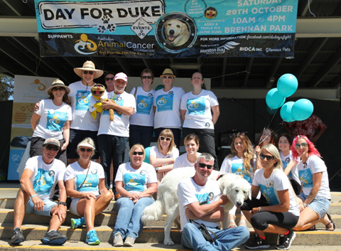 Day For Duke Volunteers 2016